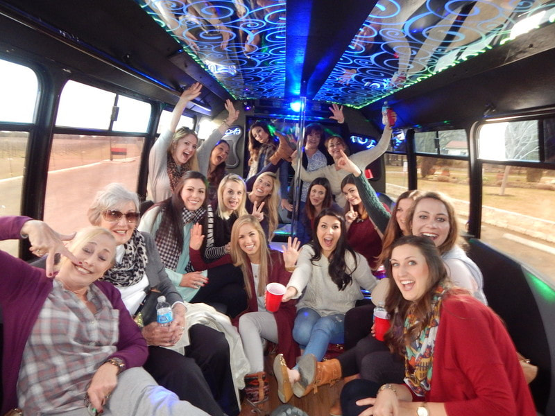 Party Bus Bachelorette