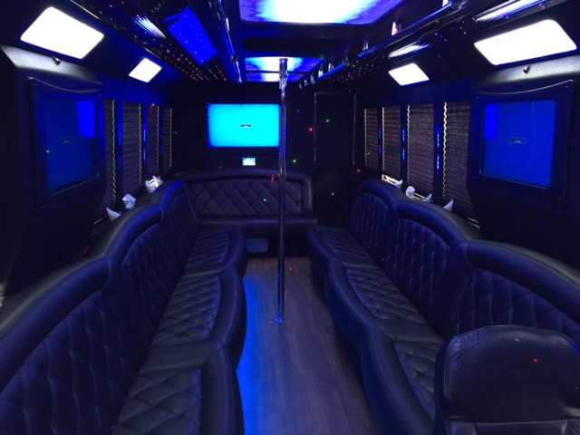 party bus cost