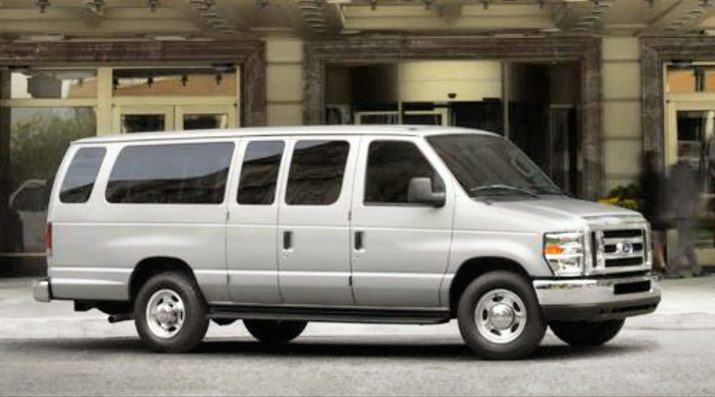 Shuttle Van Rental Denver