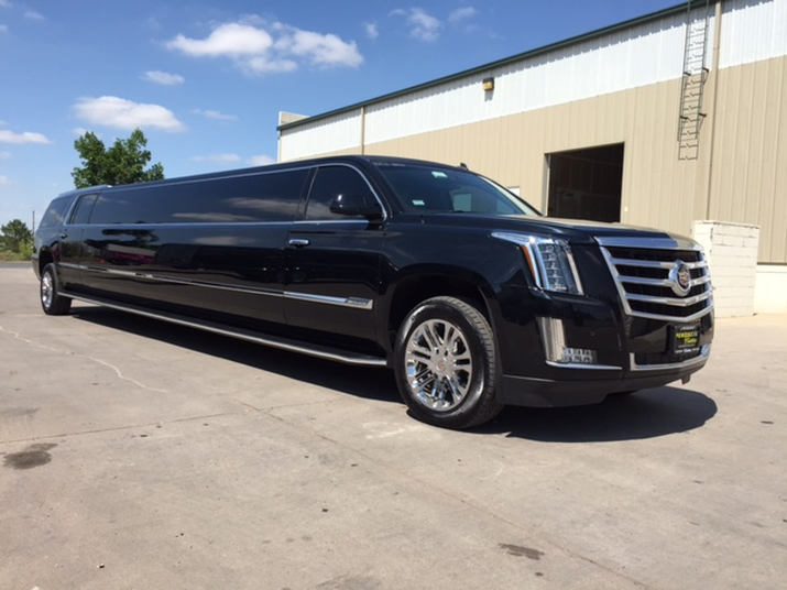 Black Limo Denver