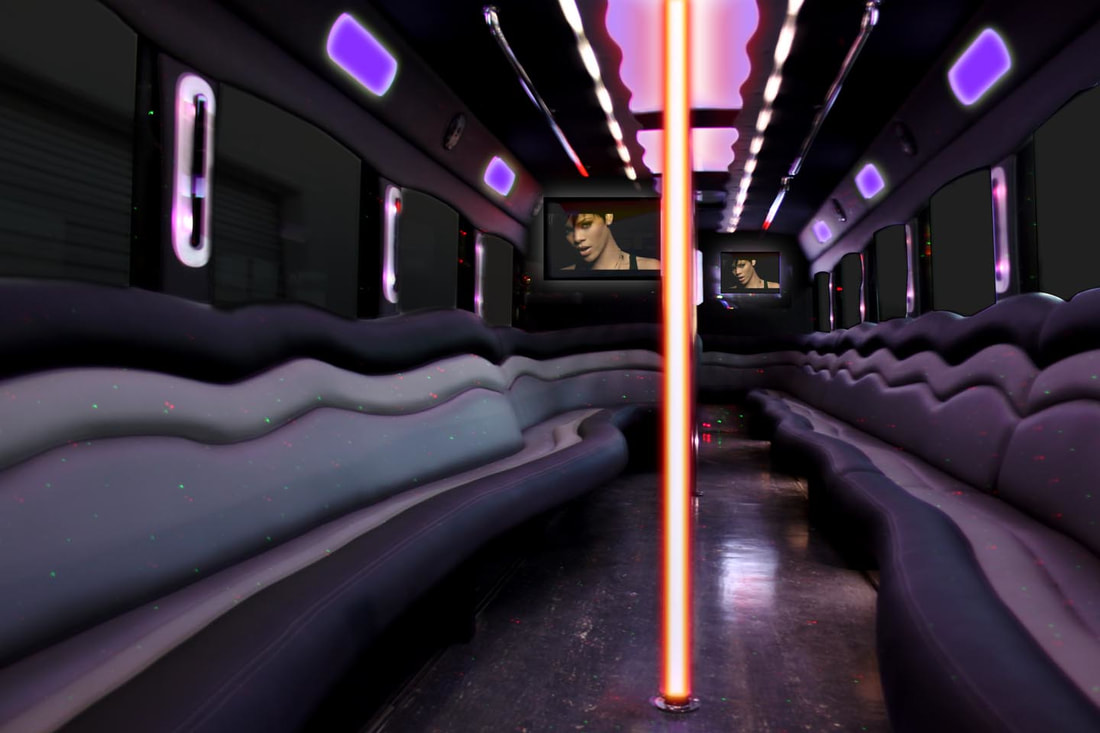 Party Bus For Homecoming
