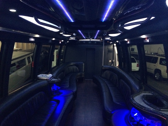 Party Bus in denver co