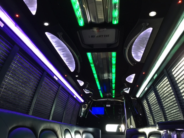 Party Bus In Denver