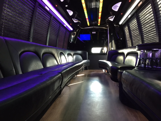 Large Party Bus In Denver