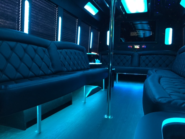 Limo Bus In Denver